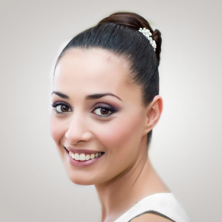 peluquería y maquillaje a domicilio para novias en madrid